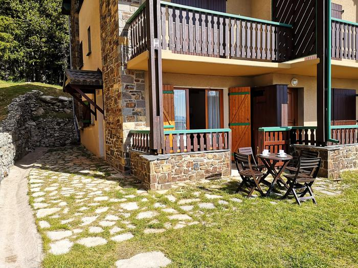 Rental Semidetached house Riu de Cerdanya